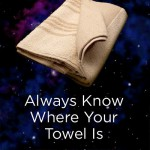 towel day 25th may