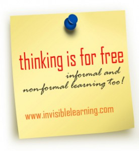 invisible learning